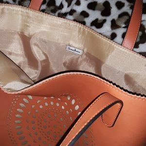 Neiman Marcus Shoulder Tote Bag